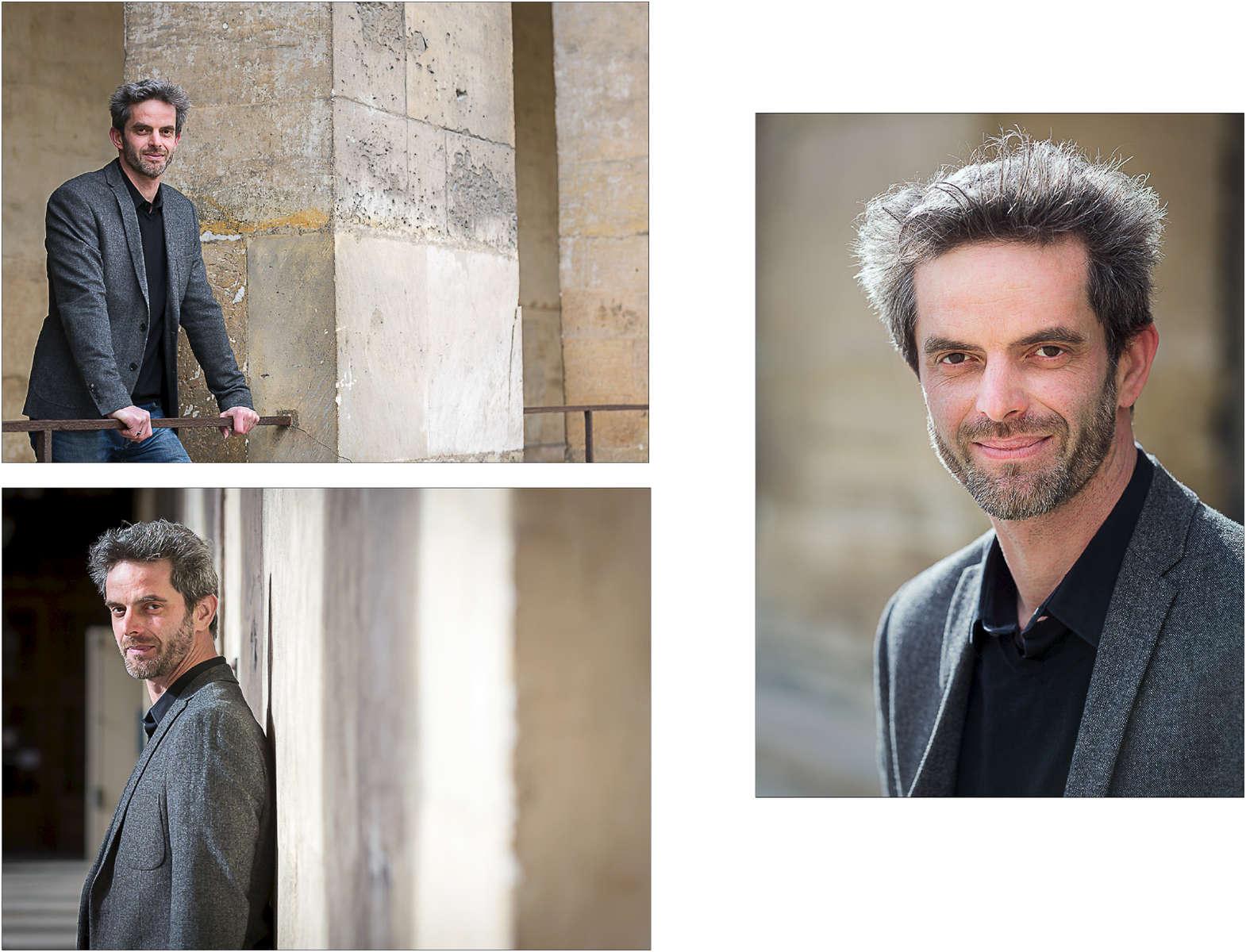 Sylvain Coher pour dtv Edition