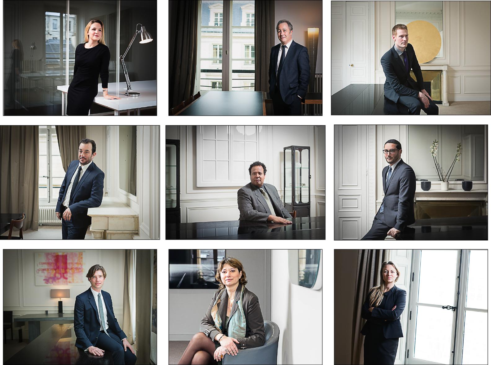Portraits Communication Coporate - Groupe Hélis - 2017