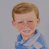 Bryson Reeves - Watercolor portrait