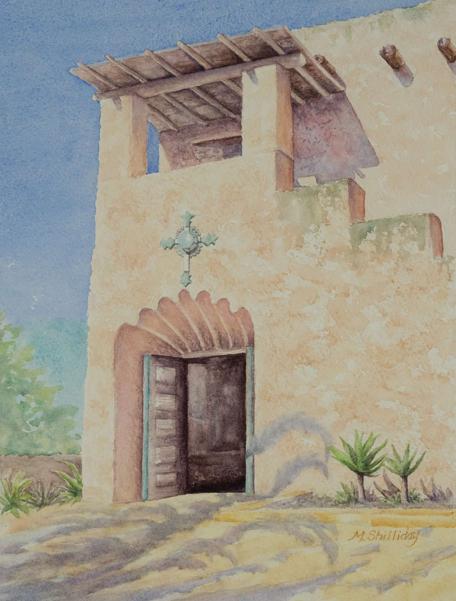 Mount Saint Carmel Chapel, Montecito, CA