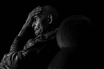 Turner Stewart, 108, of Perris, Calif. (The Press-Enterprise/ Mark Zaleski)