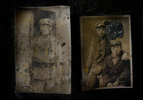 Photographs found in the tsunami ravaged areawere brought to Wakabayashi Gym in Sendai, Japan, with the hope someone would claim them. (The Press-Enterprise/ Mark Zaleski)