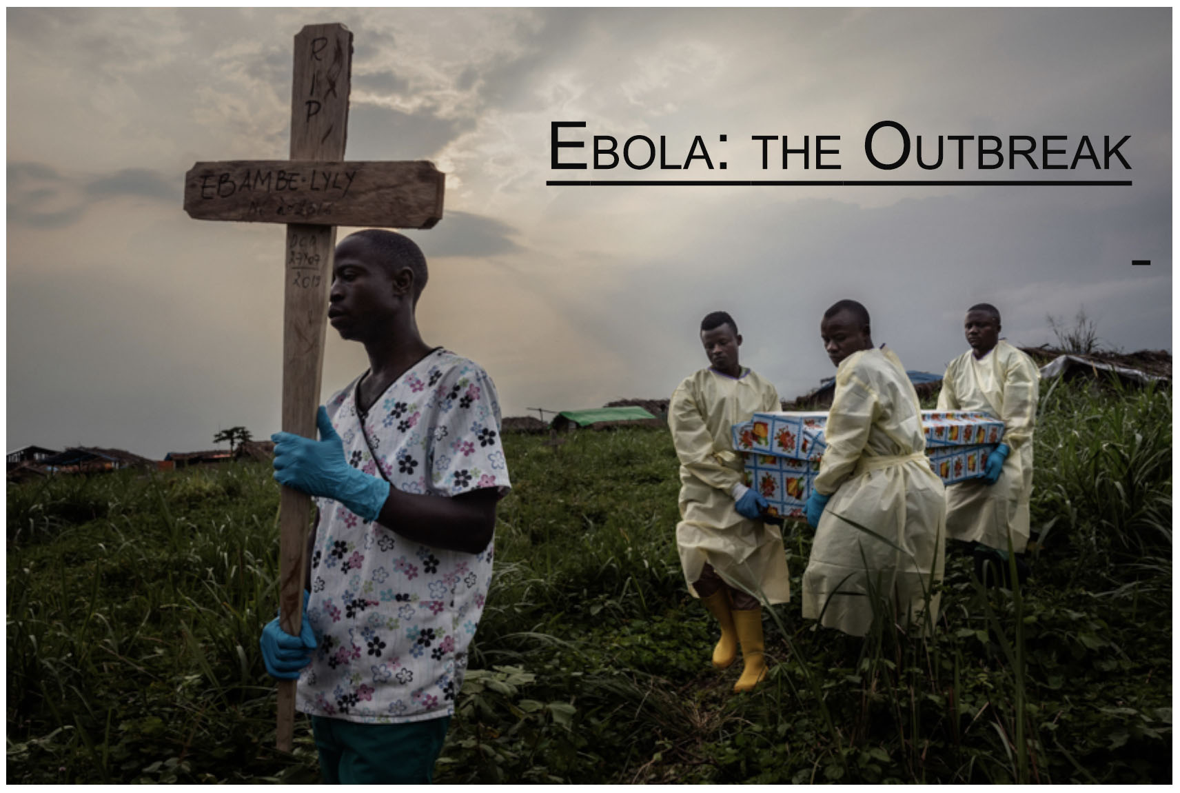Ebola, The Outbreak is the dramatic story of what is happening in the north-east of the Democratic Republic of Congo, where an Ebola epidemic (the most lethal in history) is underway, the first in a context of war. The numbers are impressive: over 3100 infections and 2,000 deaths. 30% of those who contract the virus are under 18 years of age and the deaths are of mostly children. An endless slaughter of the innocents.