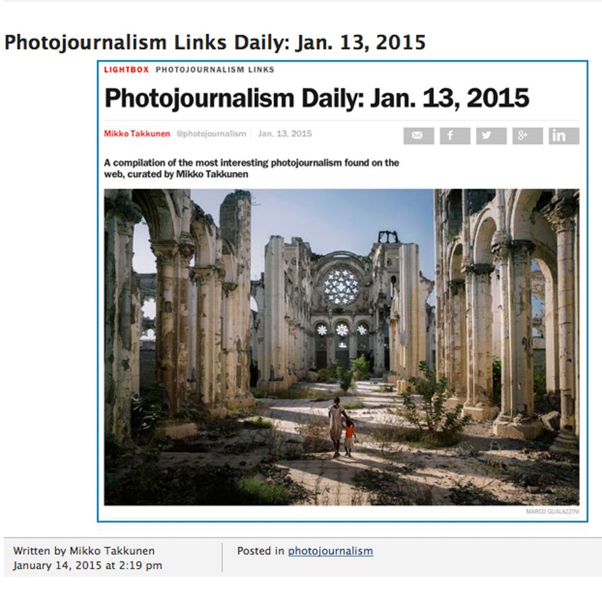 PHOTOJOURNALISM LINK- LIGHTBOX-TIME MAGAZINE