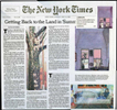 New York Times 2000 by William Zimmer