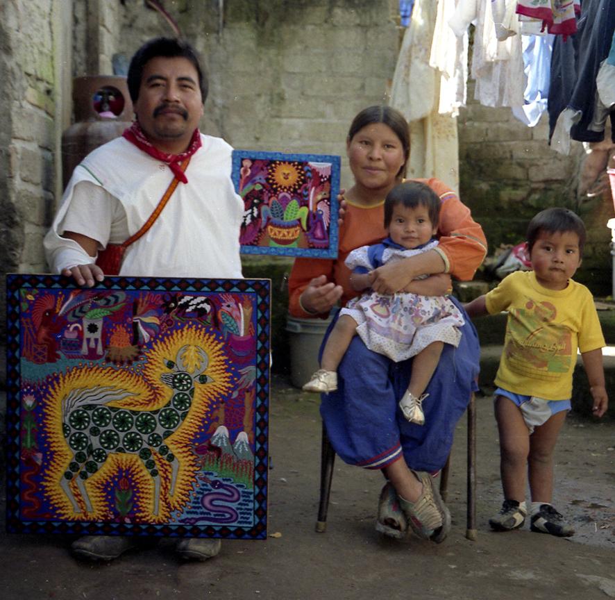 Huichol Artists