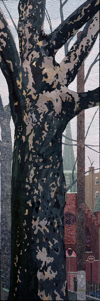 Tree  48 X 16  1990