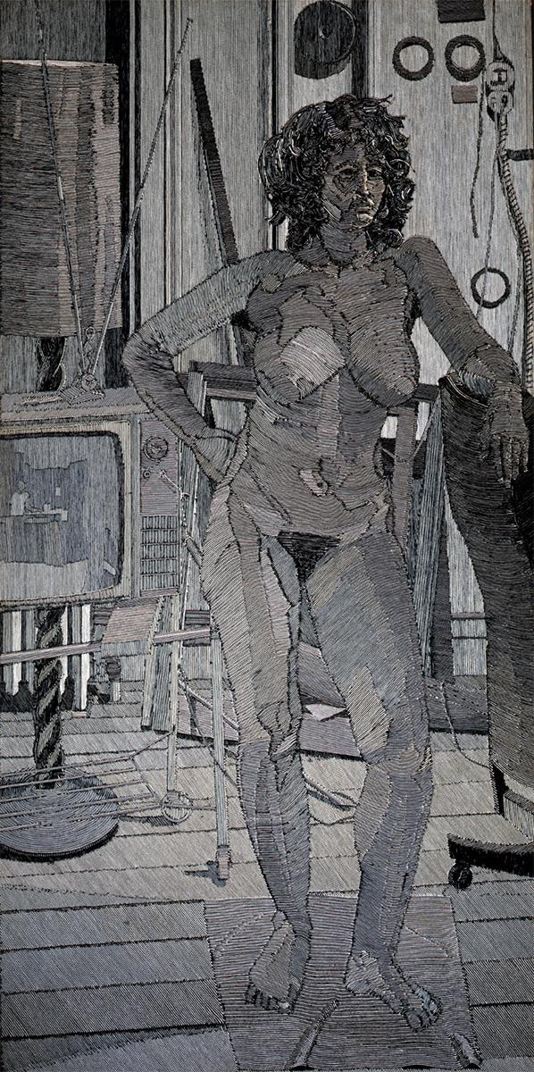 Beth 72 X 36  1977