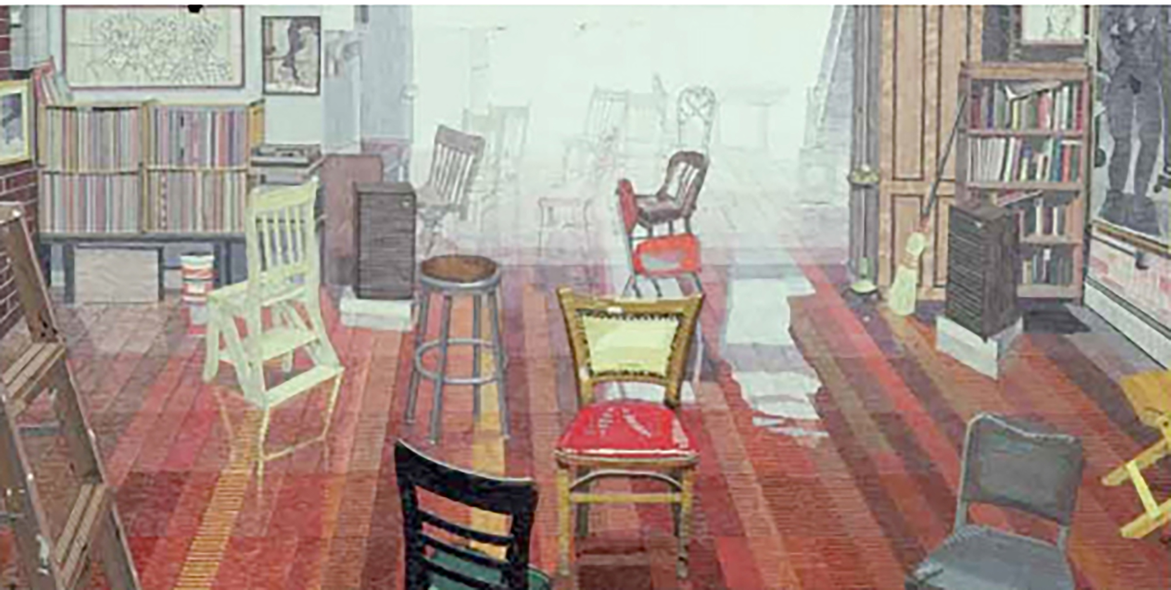 Chairs 24 X 60 1983