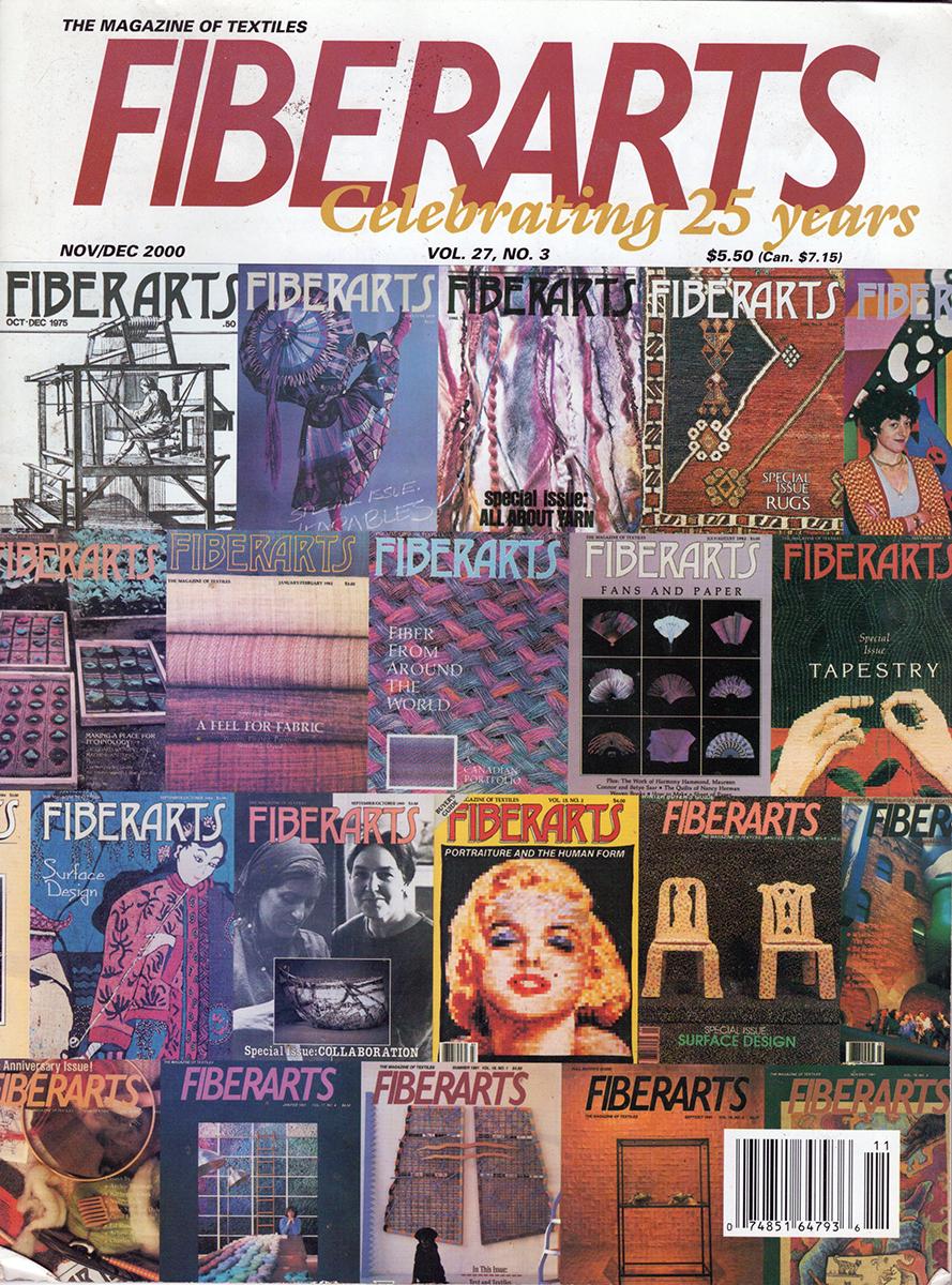 FiberArts 2000  by Carol K Baker