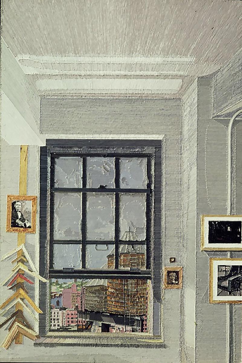 Forman Studio 72 X 48  1978