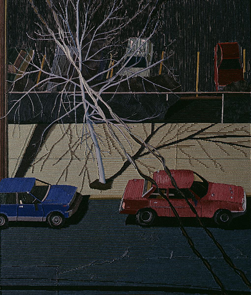 Grand Street 28 X 24  1986