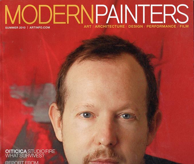 ModernPainters by Jillian Steinhauer 2010