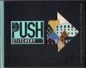 Push Stichery by Jamie Chalmers