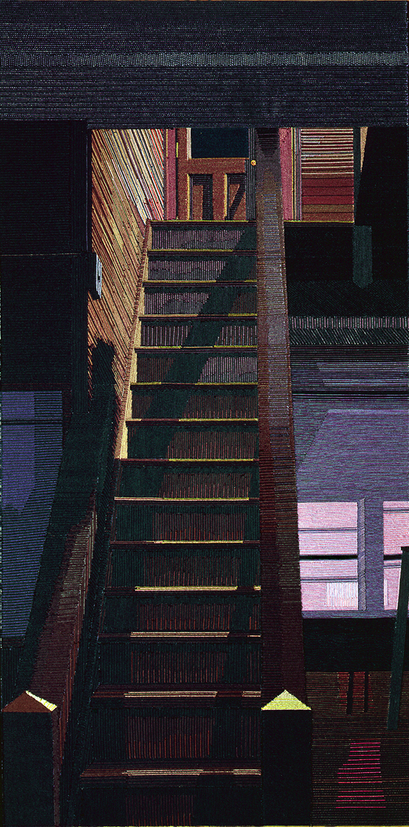 Stairs 48 X 24  1983