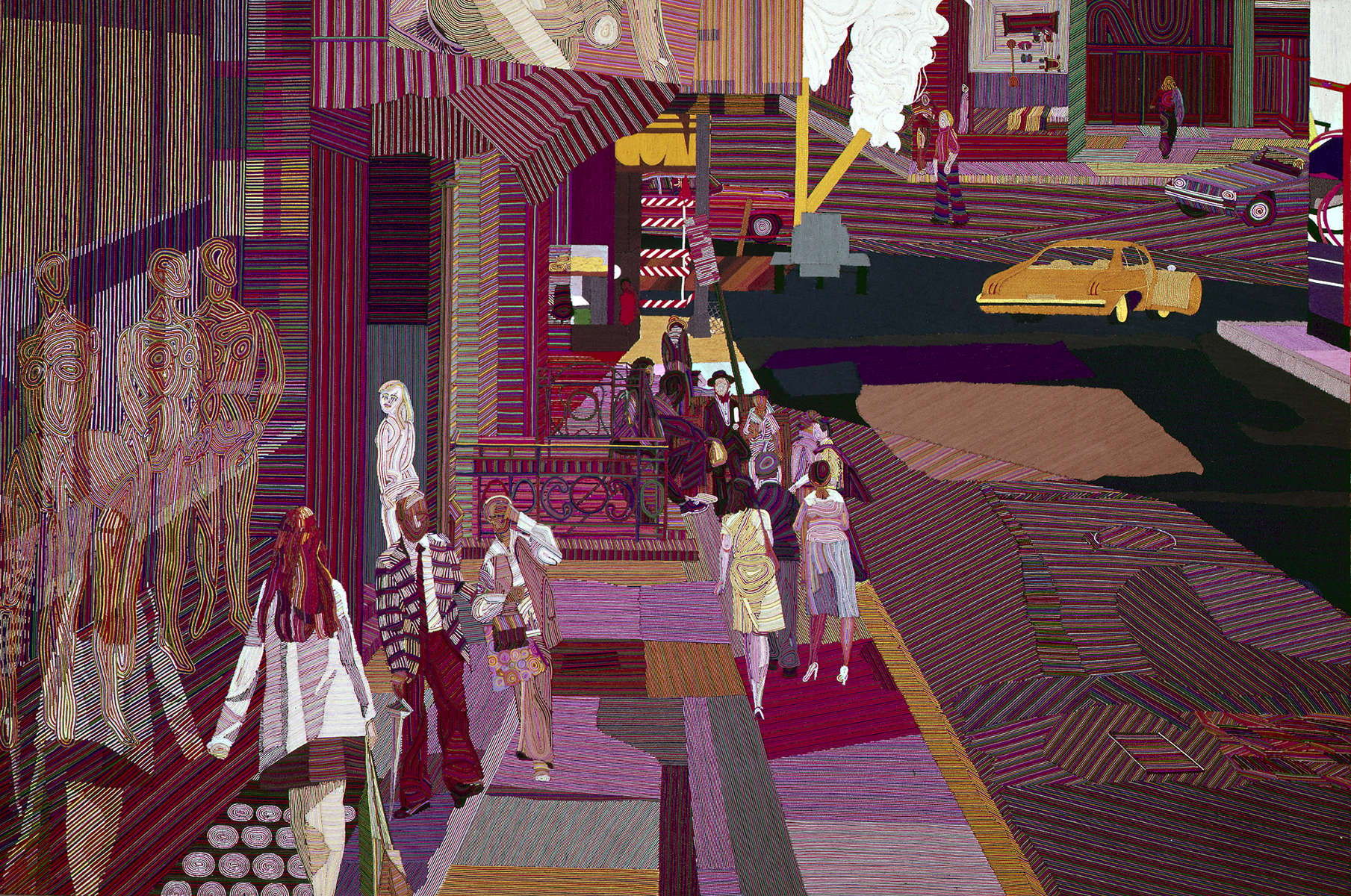 Street 48 X 72 1976