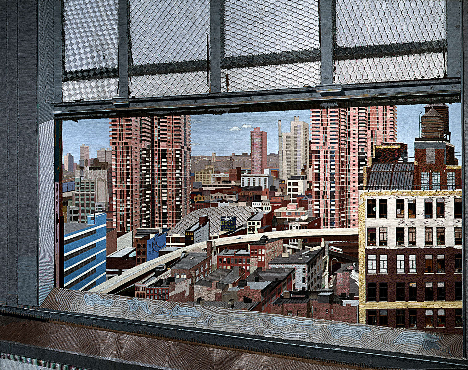 Thirty Sixth Street 48 X 60 1982