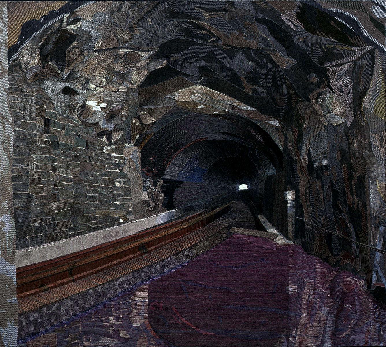 Tunnel 36 X 40  1991