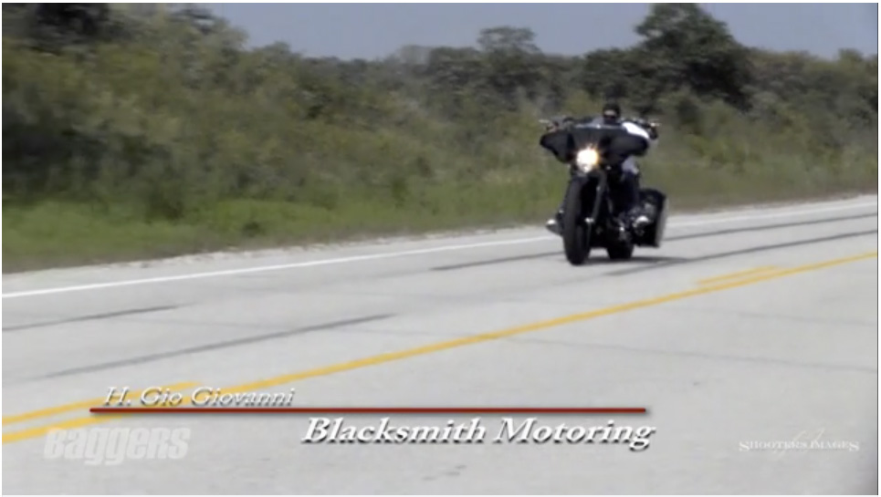 Blacksmith Motoring/Baggers Magazine
