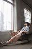 32996 ANSLIE TOP SMOKE GREY21130 OVIJAH COVERUP SMOKE GREY
