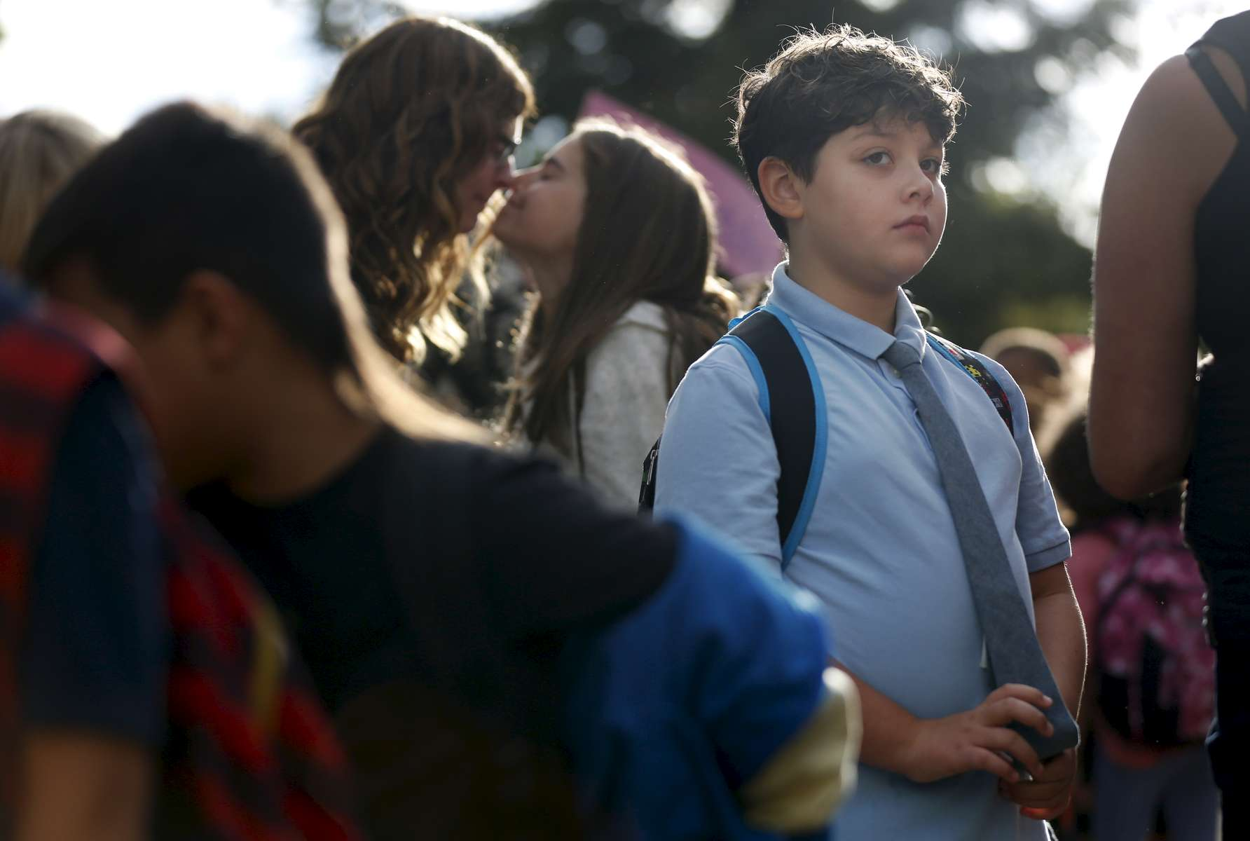 James, 9, navigates adolescence as a transgender boy with the help of his friends, family and community.