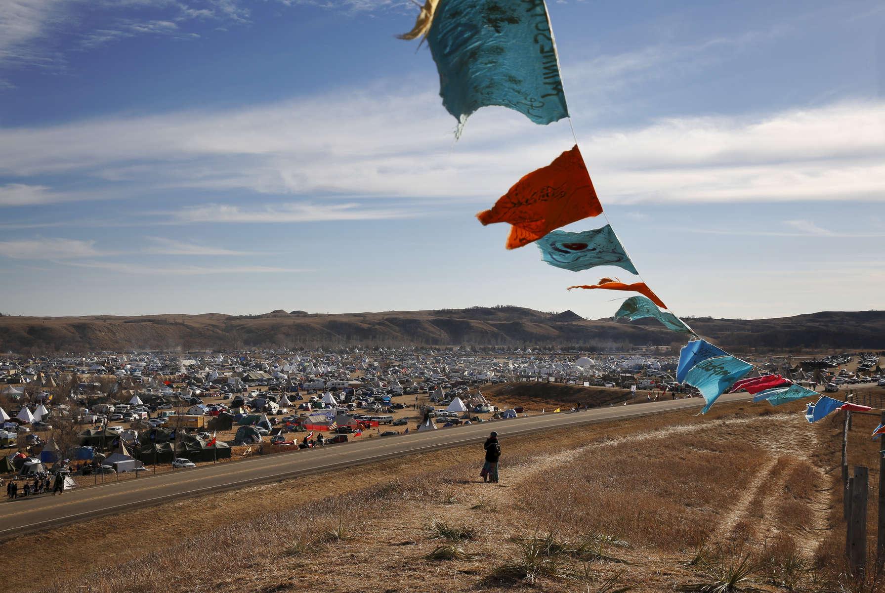 Standing Rock, Nov. 26, 2016.