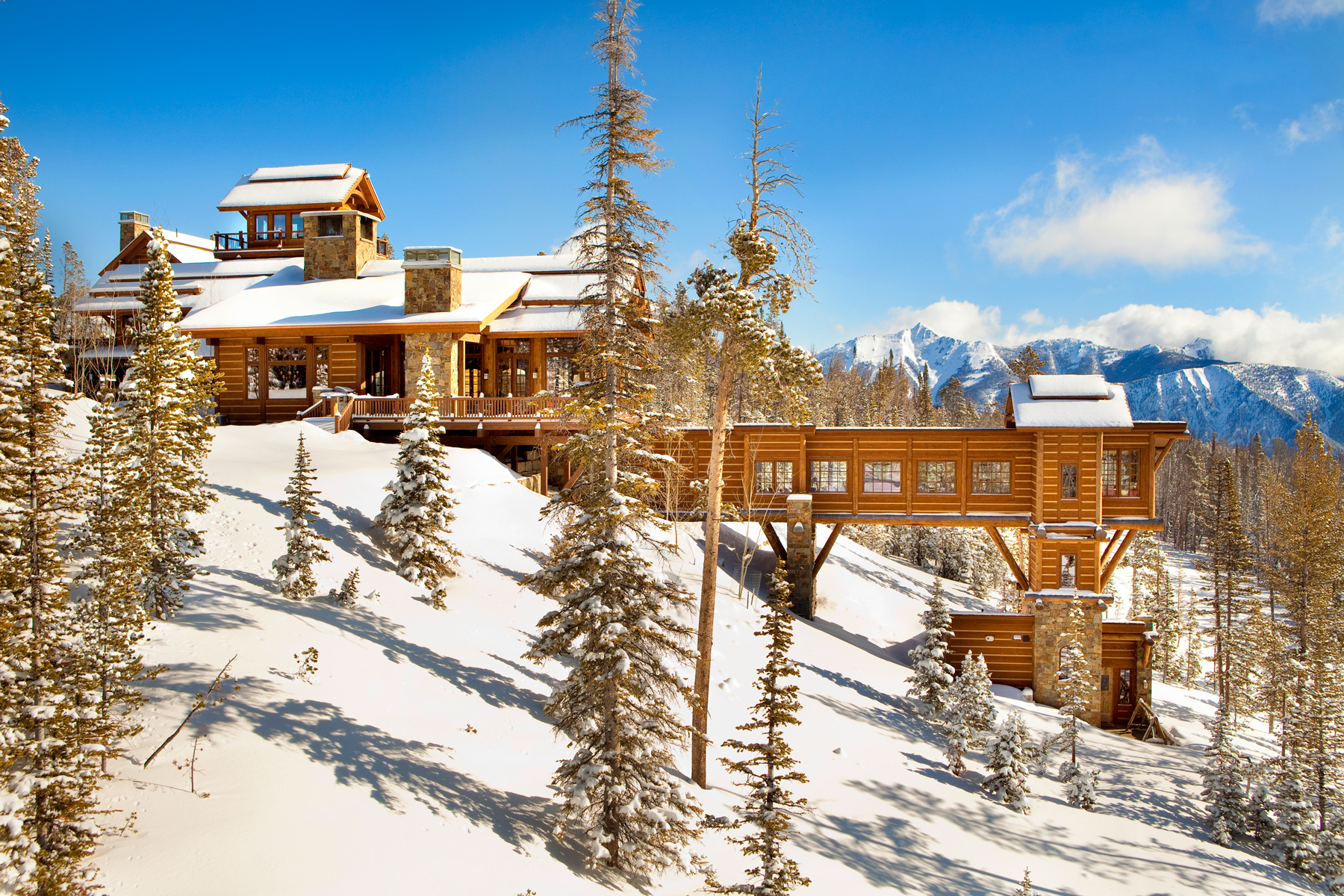 Mountain Living Magazine's Home of the Year