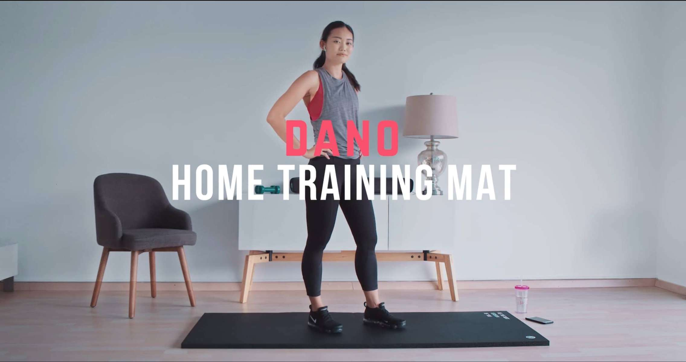 DANO launch film for thier Home Training Mat.(2019)