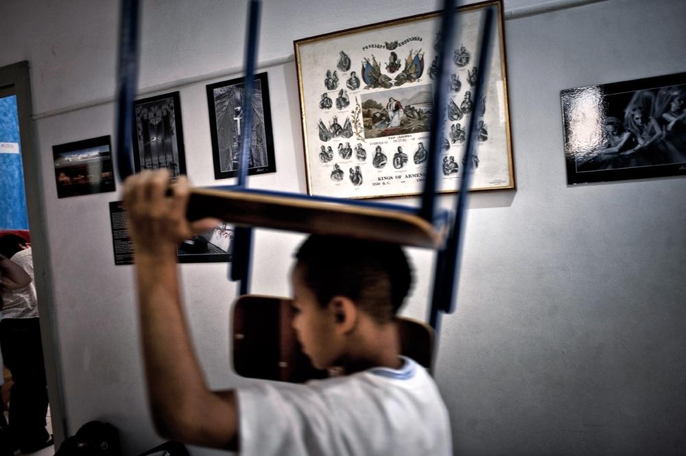 AGBU Paren and Regina Bazarian School- São Paulo, Brazil