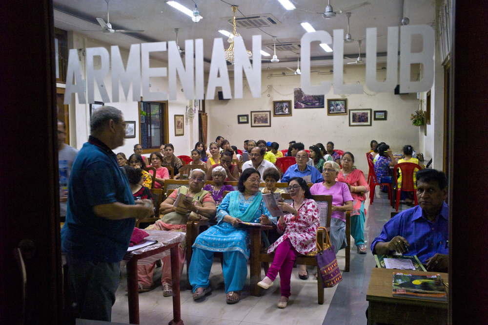 Armenian Club - Kolkata, India