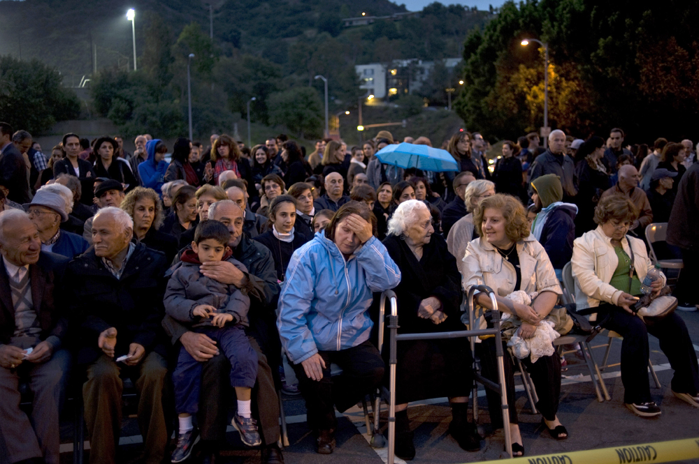 April 24 Candlelight Vigil- Glendale, USA