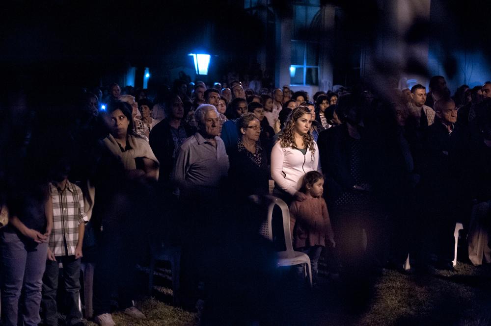 Musa Ler Commemoration - Anjar, Lebanon