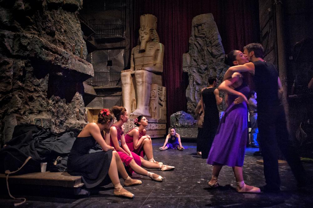 Alexander Spendiarian Opera and Ballet National Theatre - Yerevan, Republic of Armenia