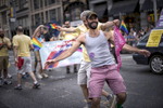 The Armenian Gay and Lesbian Association, LGBT Pride Parade - New York, USA