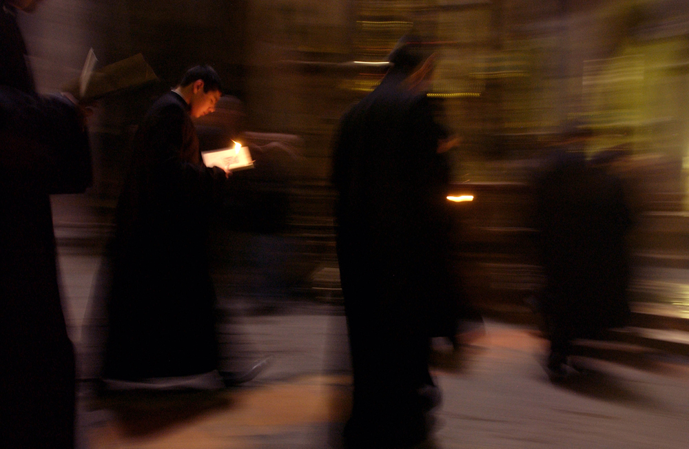 Church of the Holy Sepulchre- The Old City, Jerusalem.