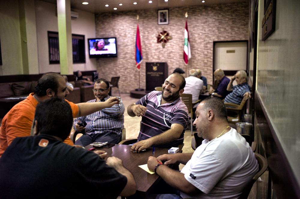 ARF Sardarabad Center- Bourj Hammoud, Lebanon