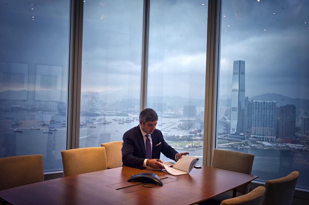 International Finance Center - Hong Kong Island, Hong Kong