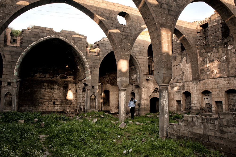 Surp Sarkis Armenian Church - Diyarbakir, Turkey
