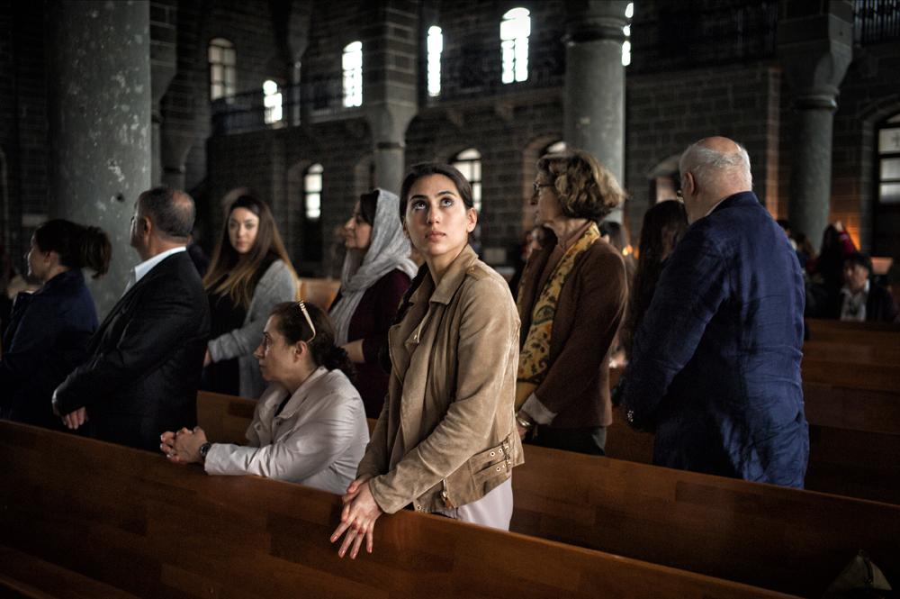Surp Giragos Ermeni Kilisei - Diyarbakir, Turkey