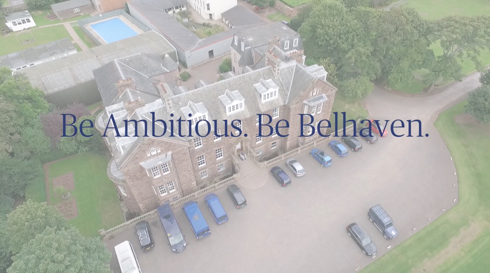 Client: Belhaven Hill SchoolA very fun and light hearted commercial for Belhaven Hill boarding and prep school in Dunbar, East Lothian. This was a great day of filming full of energy and lots of running around.Drone footage by Ear Trumpet Media.