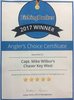 Angler's Choice Award5 Star Rating on FishingBooker.com