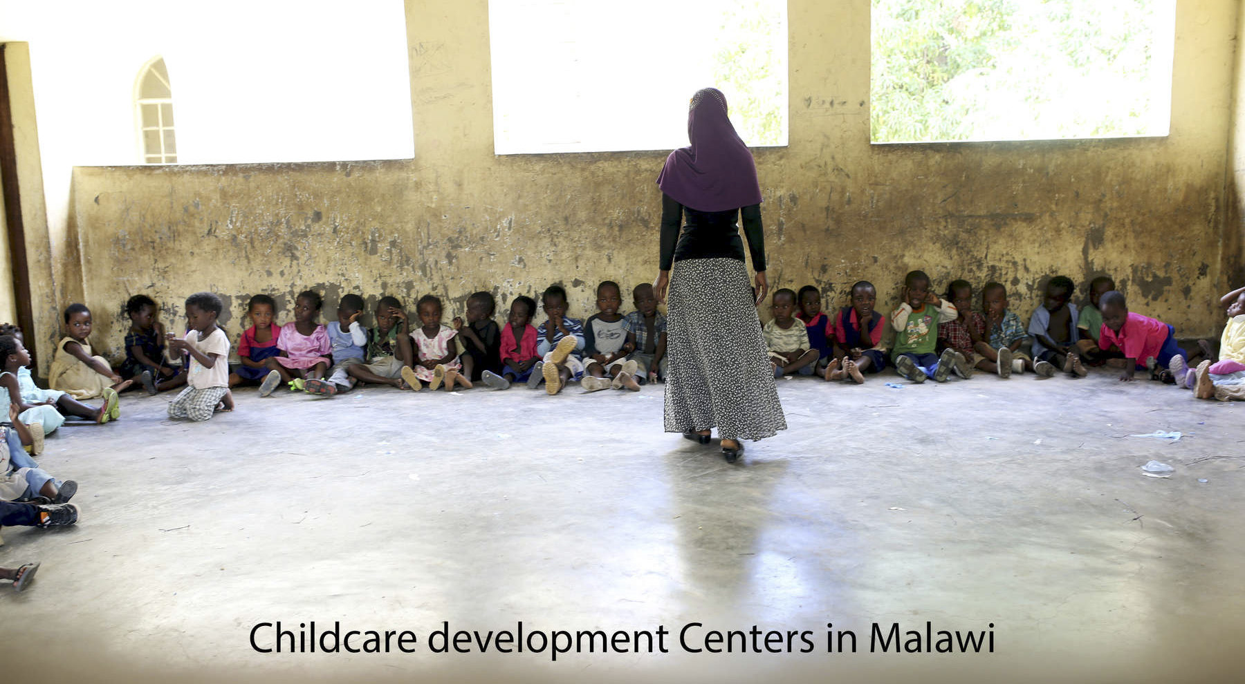 Childcare Centers in Malawi