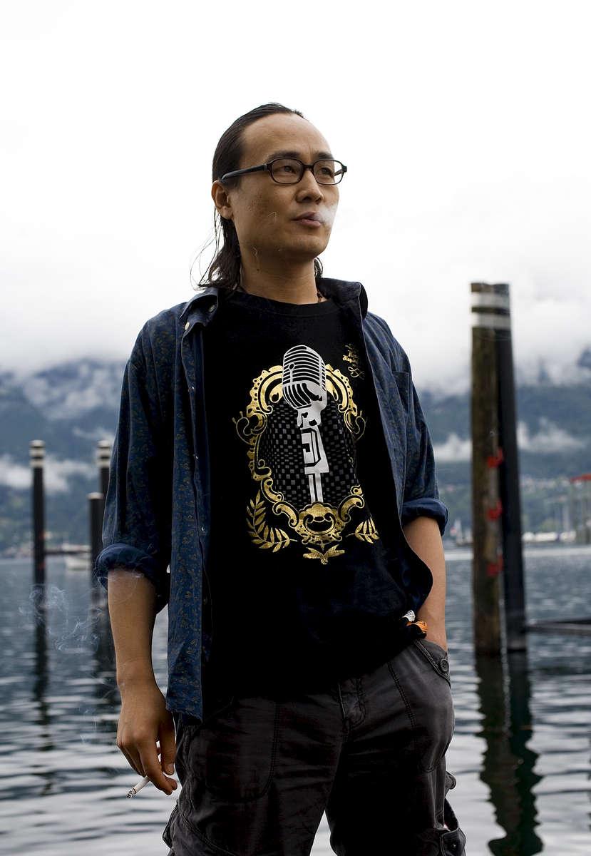 Filmmaker Hongqi Li