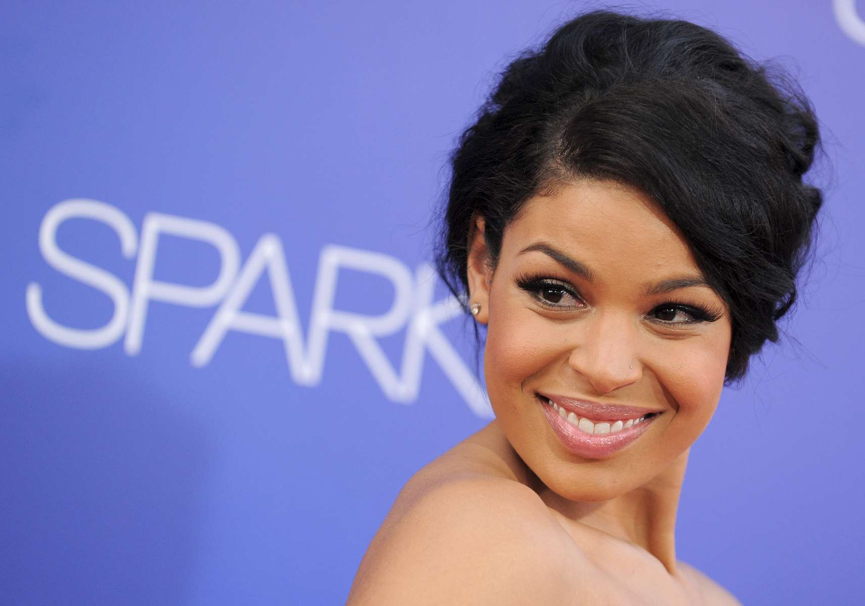 Jordin Sparks attends the Los Angeles premiere of \{quote}Sparkle\{quote} at Grauman\'s Chinese Theatre on Thursday, Aug. 16, 2012, in Los Angeles. (Photo by Jordan Strauss/Invision/AP)