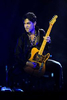 (EXCLUSIVE COVERAGE) Prince performs during his {quote}Welcome 2 Europe{quote} tour at Ahoy on July 26, 2011 in Rotterdam, Netherlads. (Jordan Strauss/ WireImage for NPG Records 2011)