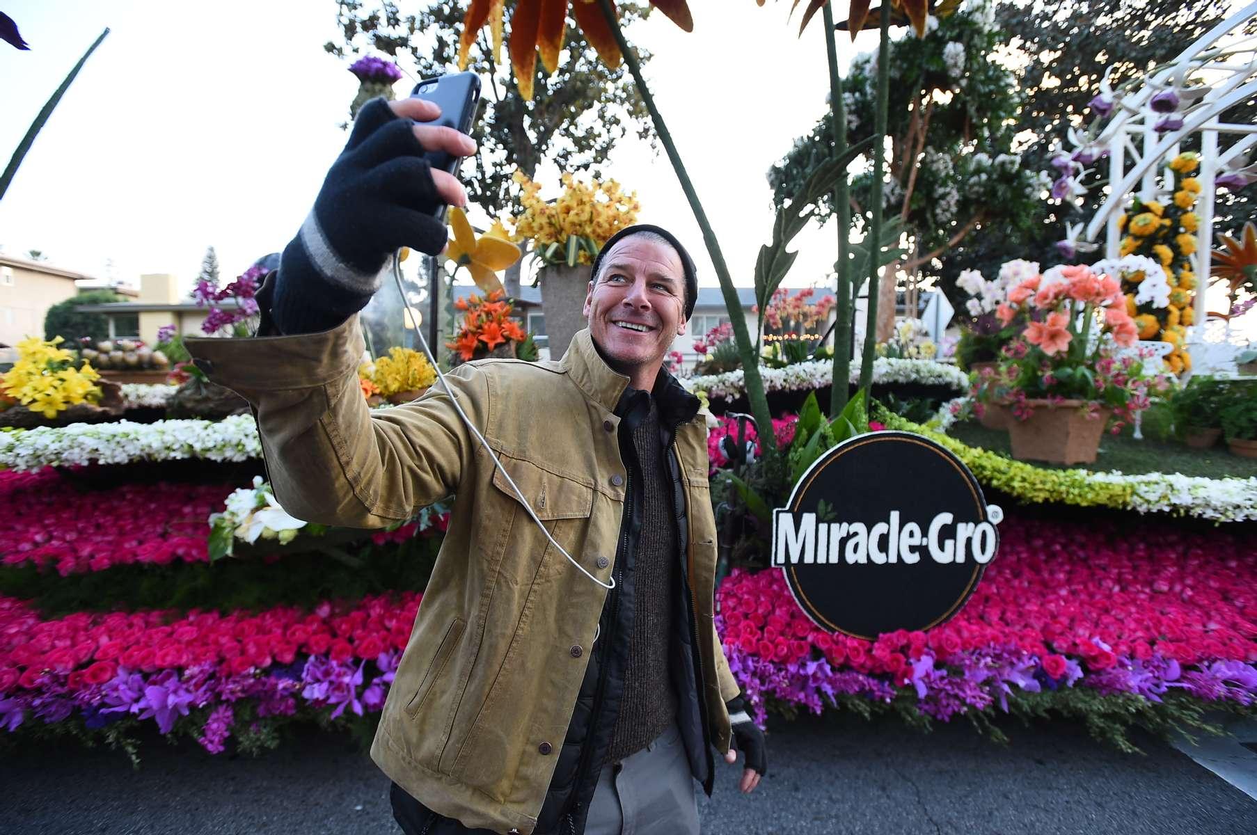 ... Monday, Jan. 1, 2018 in Pasadena, Calif. (Jordan Strauss/AP Images for Scotts Miracle-Gro)