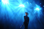 Prince performs during his {quote}Welcome 2 Europe{quote} tour at Sziget Festival 2011 on August 9, 2011 in Budapest, Hungary.
