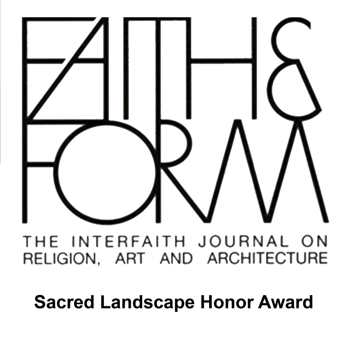 Faith & Form Interfaith Journal