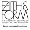Faith & Form Interfaith Journal