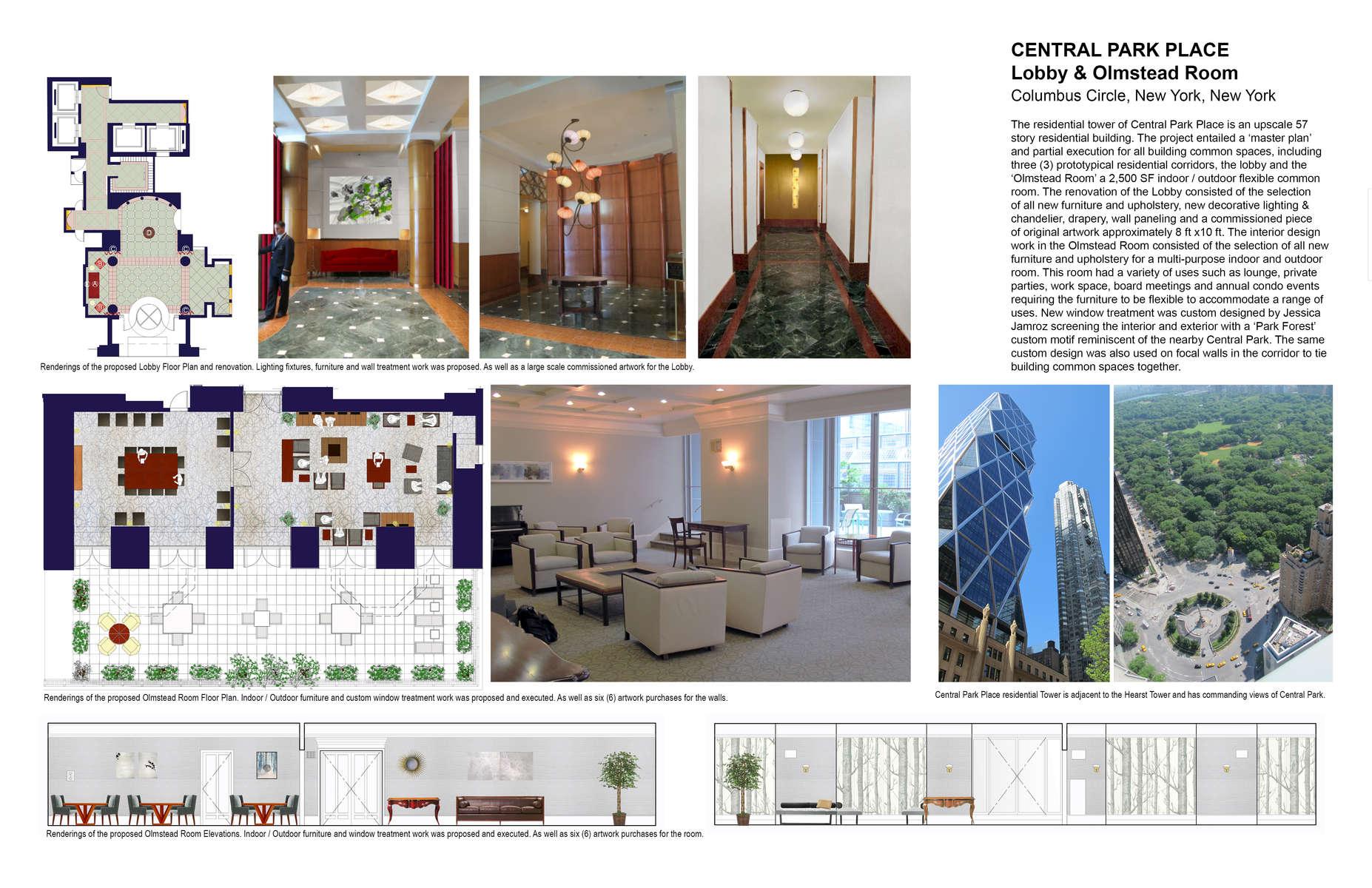 Columbus Circle Condominium Renovation